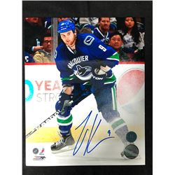 ZACK KASSIAN SIGNED 8 X 10 PHOTO (AJ SPORTS)