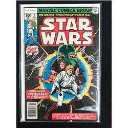 STAR WARS #1 (MARVEL COMICS) 1977