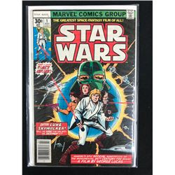 STAR WARS #1 (MARVEL COMICS) 1977