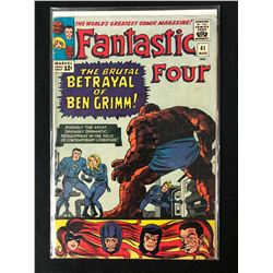FANTASTIC FOUR #41 (MARVEL COMICS)