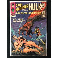 SUB-MARINER AND THE INCREDIBLE HULK #80 (MARVEL COMICS)