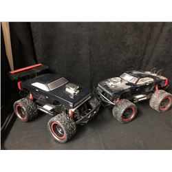 Remote Control Off-Road Racing Vehicles Lot 1:16