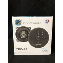 "Planet Audio TRQ422 Torque 4"" 2-Way 225-Watt Full Range Speakers"