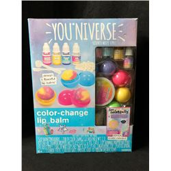 You*niverse Do It Yourself Color Change Lip Balm