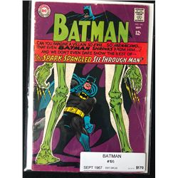 BATMAN #195 (DC COMICS) 1967