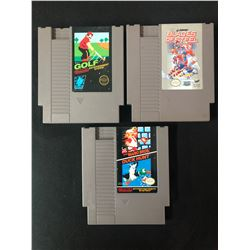 NINTENDO VIDEO GAMES LOT