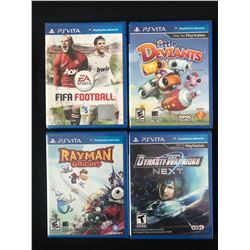 PS VITA VIDEO GAME LOT