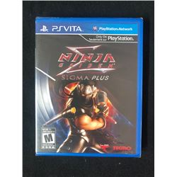 Ninja Gaiden Sigma Plus PS Vita Video Game