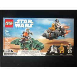 Lego Star Wars 75228 Escape Pod Vs. Dewback Microfighters (177 Pcs) 2019
