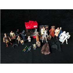 STAR WARS ACTION FIGURE/ ACCESSORIES LOT