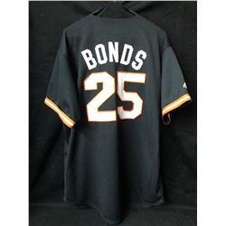 BARRY BONDS SAN FRANCISCO GIANTS BASEBALL JERSEY (XL)