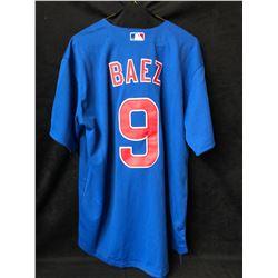 JAVIER BAEZ CHICAGO CUBS BASEBALL JERSEY (MEDIUM)
