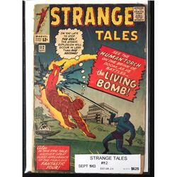 STRANGE TALES #112 (MARVEL COMICS) 1963