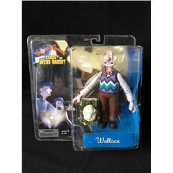 McFarlane Toys Wallace And Gromit The Curse Of The Were-Rabbit Wallace Action Figure