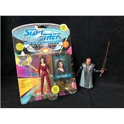 Star Trek The Next Generation Counselor Deanna Troi Action Figure