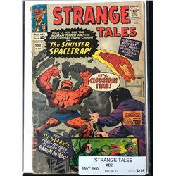 STRANGE TALES #132 (MARVEL COMICS) 1965
