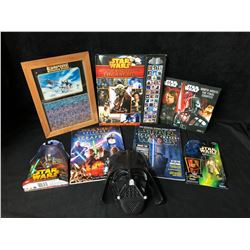 STAR WARS COLLECTIBLE'S LOT