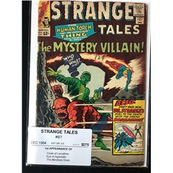 STRANGE TALES #127 (MARVEL COMICS) 1964