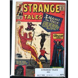 STRANGE TALES #122 (MARVEL COMICS) 1964