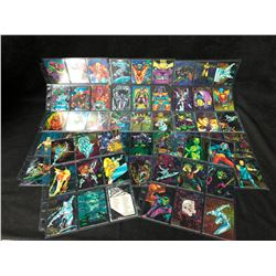 Marvel Universe Super Heroes Trading Cards