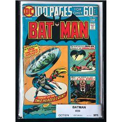 BATMAN #258 (DC COMICS) 1974