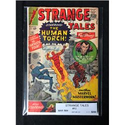 STRANGE TALES #112 (MARVEL COMICS) 1964