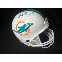 Kenyan Drake Signed Dolphins Full-Size Helmet (JSA COA)
