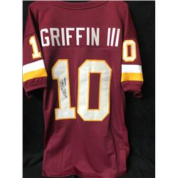 Robert Griffin III Signed Washington Redskins Jersey (JSA COA)