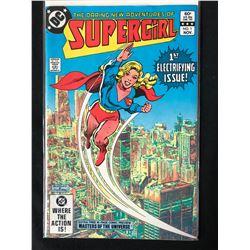 SUPERGIRL #1 (DC COMICS)