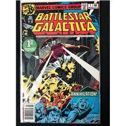 BATTLESTAR GALACTICA #1 (MARVEL COMICS)