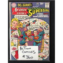 ACTION COMICS #360 (DC COMICS)