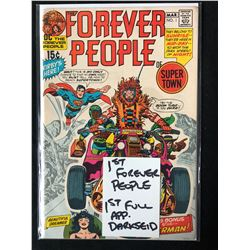 THE FOREVER PEOPLE #1 (DC COMICS)