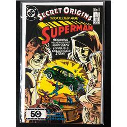 THE GOLDEN-AGE SUPERMAN #1 (DC COMICS)