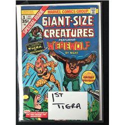 GIANT-SIZE CREATURES #1 (MARVEL COMICS)