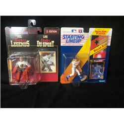 STARTING LINEUP SPORTS FIGURES LOT