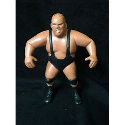 "LJN 8"" WRESTLING FIGURE KING KONG BUNDY"