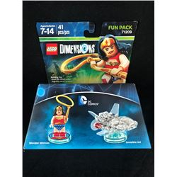 Lego Dimensions 71209 DC Comics Wonder Woman & Invisible Jet