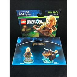 LEGO Dimensions Lord of the Rings Pack Fun Pack 71219 Legolas Arrow Launcher