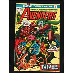 THE AVENGERS #115 (MARVEL COMICS)