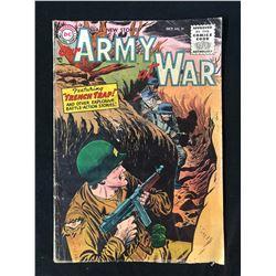ARMY AT WAR #39 (DC COMICS)