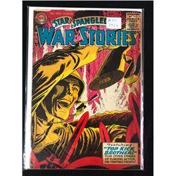 STAR SPANGLED WAR STORIES #43 (DC COMICS) 1956