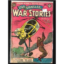 STAR SPANGLED WAR STORIES #19 (DC COMICS)
