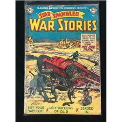 STAR SPANGLED WAR STORIES COMIC BOOK (DC COMICS)