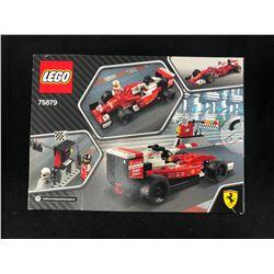 Lego Speed Champion Scuderia Ferrari SF 16 - H 75879