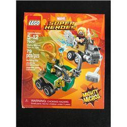 LEGO 76091 Mighty Micros: Thor vs Loki Marvel Super Heroes