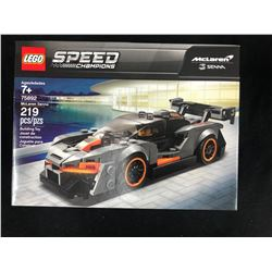 LEGO MCLAREN SENNA CAR SPEED CHAMPIONS 75892