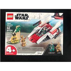 LEGO Star Wars Rebel A-Wing Starfighter (75247) Building Kit