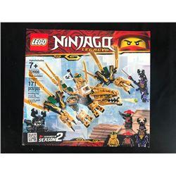 LEGO® Ninjago® - The Golden Dragon 70666