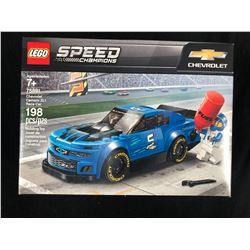 Lego Speed Champions Chevrolet Camero ZL1 Race Car 75891