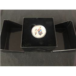 2016 $20 Batman v Superman: Dawn of JusticeTM - The Trinity - Pure Silver Coin